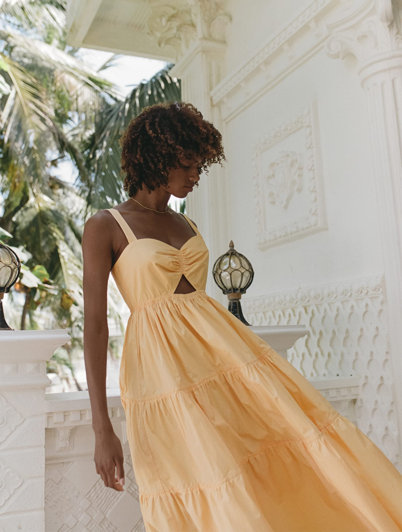 Sorelle Dress - Daffodil