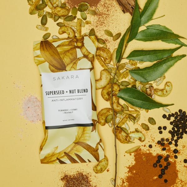 Anti-Inflammatory Superseed + Nut Blend